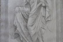 Triantafyllia Pineli's drawings