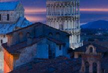 Tuscany / A place I'd like to go