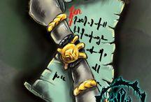 Buba&Tuba Workshop / #game #boardgame #art #artwork #bubatuba