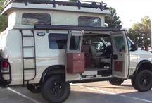 Sportsmobile 4x4 camper van
