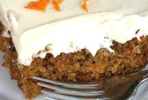 who doesn't like carrot cake