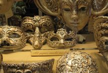 ITALY - MASKS AND MASQUERADES