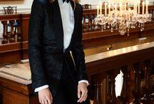 tuxedo party