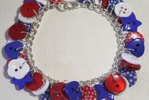 Red, White & Blue / by Mammys Kitchen