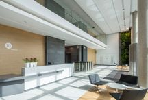 Interior Design - Office Lobby
