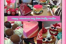 Valentine's Day LOVE / These are wonderful images from Puffy Muffin in Brentwood, TN and Franklin, TN Come visit soon at www.puffymuffin.com