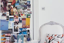 workspace / by Stephanie Campbell