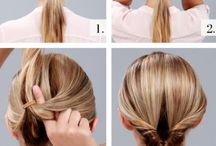 Hair styles for hair