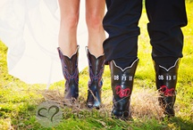 Alot of fancy bridal footware / I love seeing the unique beautiful styles that are chosen by each couple