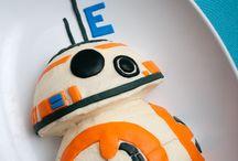 When nine hundred years old you reach...Star Wars Birthday / 7th Birthday ideas