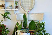 idées de déco / J'aime beaucoup le style urbain, cosy et végétal. Je partage ici toutes les inspirations décos qui me plaisent.