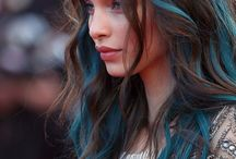 ☆Hairstyles☆ / Colors, Braids, Styles