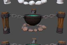 Game Art: 3D