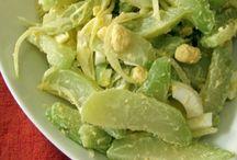 só  saladas