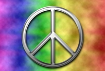 Peace, Love and Flower Power- HIPPIE TIME! / The 60's and 70's were a time of flux.  The youth of America did not want to live the complacent boring lives of their parents. It was a time race riots, sit-ins, the feminist movement,the Vietnam war, make love not war and Hippies! Peace, love and Flower Power ruled! / by Marsha Campbell-Dunbar