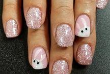 Nail art - Easter