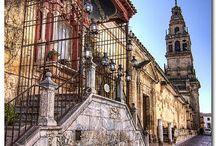 Córdoba, Andalucía, España / Imágenes de Córdoba, Andalucía, España