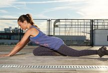 Workout und Fitness / Die besten Workout- und Fitnesstipps für einen straffen Körper. Mit unseren Übungen kommt ihr mit wenig Aufwand schnell zu einem perfekten Bikini Body.