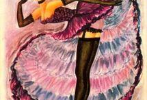 Moulin Rouge-larp