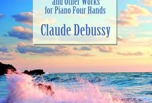 Piano Music For Four Hands/Two Players / Music for either one piano four hands or two pianos