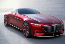 Mercedes-Maybach 6 Concept Luxury Car