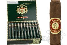 Cigars // Macanudo / Click through to our site for even more options on shapes and wrappers.
