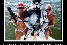 Dark side 3 / Funny