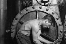 Photography history - Lewis Hine