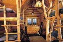 Log Home Log Home / by Melissa Richter