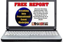 FREE REPORT - Breaking Into Promotional Event Modeling / Visit the link below to request your FREE instant download of Breaking Into Promotional Event Modeling  https://randilange.leadpages.co/freepromomodelingreport/