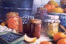 Canning and Freezing / by Mary Abbott