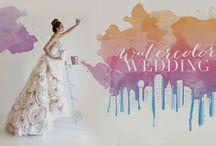 Summer Wedding / Seasonal Inspiration Wedding Ideas