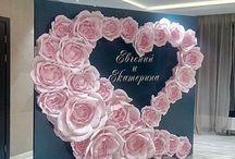serce z kwiatowchanel
