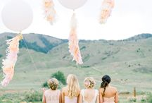 Ideas for your party! / To make a special day unforgettable