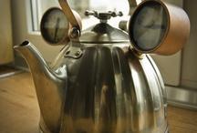 Steampunk Decor / by Katie Printy