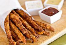Chicken sticks 3sauces