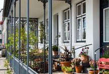 Traumhaus | Hausformen / Hier sammel ich Ideen, wie wir unser Traumhaus gestalten wollen.
