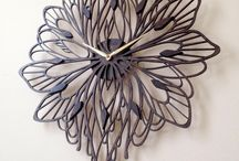 Clocks / by Jonni Huntley Spaulding