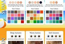 Colour seasons