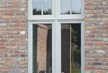 Kozijnen raam en deur
