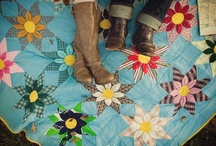 Pretty Quilts / by pinksuedeshoe