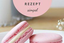 Desserts und Süßes