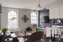 Small Spaces - Home Decor