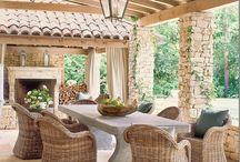 Veranda / verandák