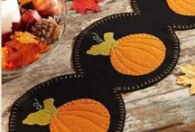 Sew Cute - Thanksgiving/Fall / by Michelle Naugle