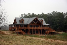 Homes by Honest Abe Log Homes