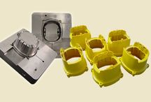 rapidtooling / RIM, is an alternative process to injection molding that allows for similar characteristics of injection molded parts.