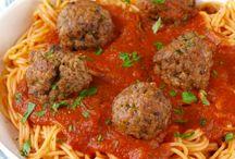 Best Italian meatballs.
