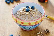 Food - Healthy Breakfasts