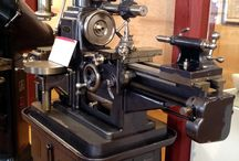 Old Machines & Tools